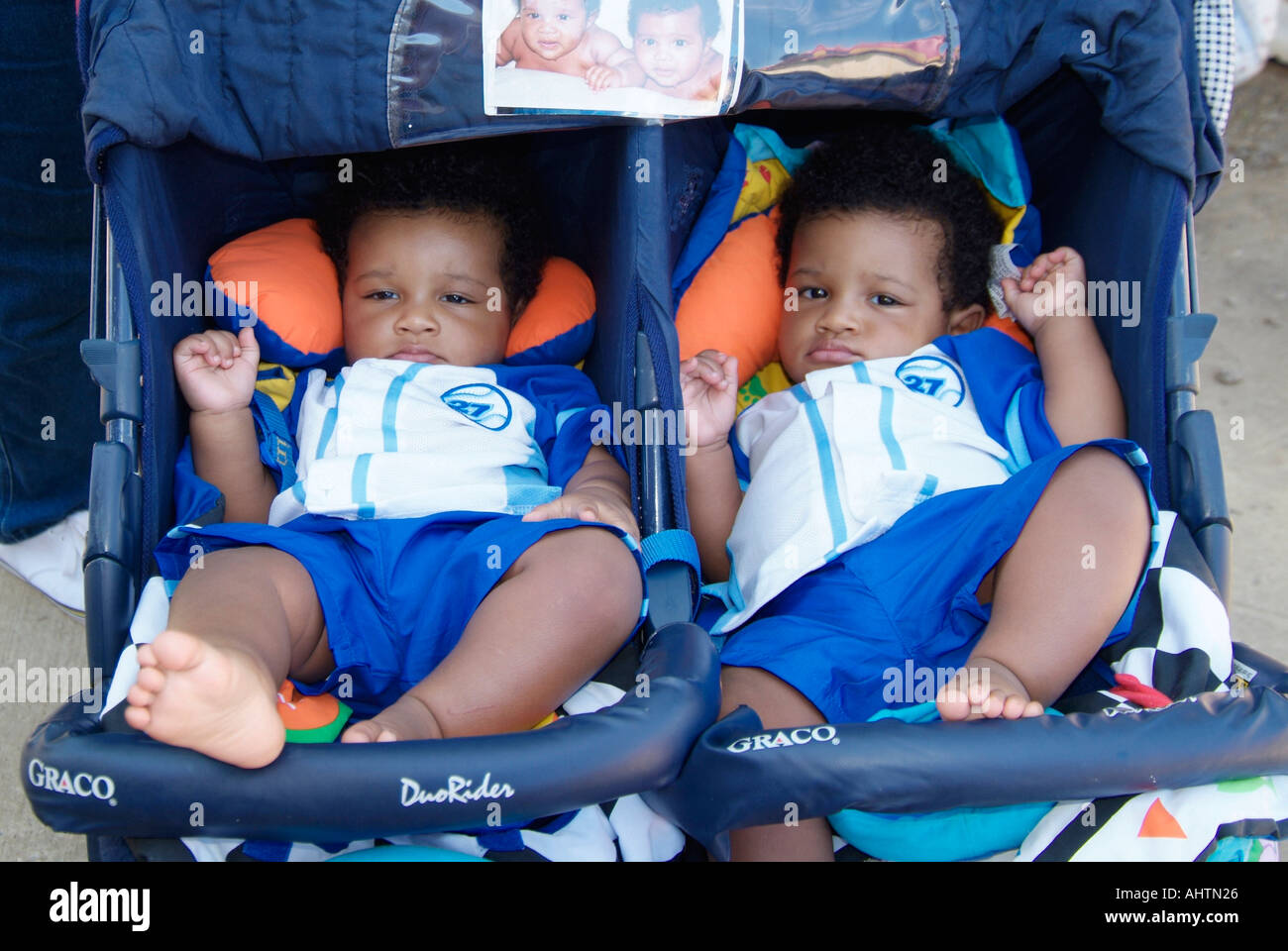 Identical Twins Boys Babies Stock Photos & Identical Twins Boys ...