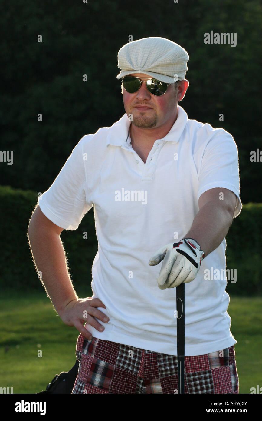488d497d0cc American golf courses golfer golf club sport in USA Stock Photo ...
