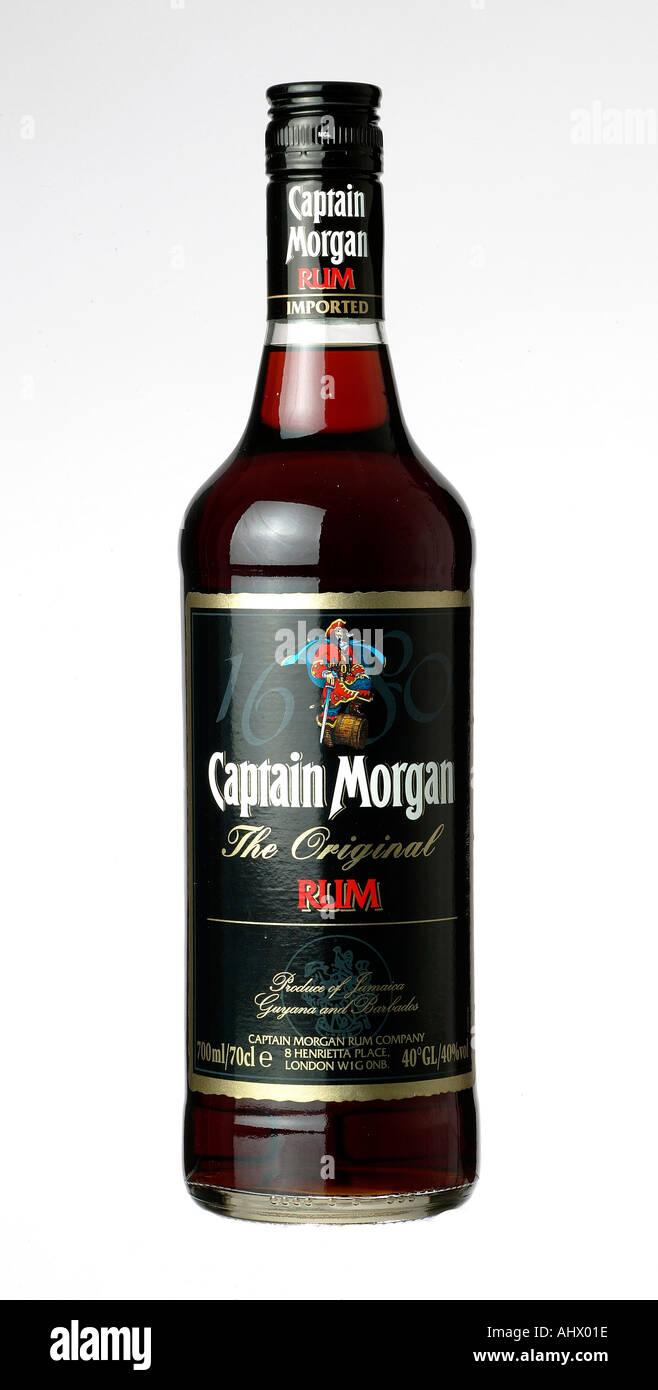 Captain Morgan Rum Stock Photos Amp Captain Morgan Rum Stock