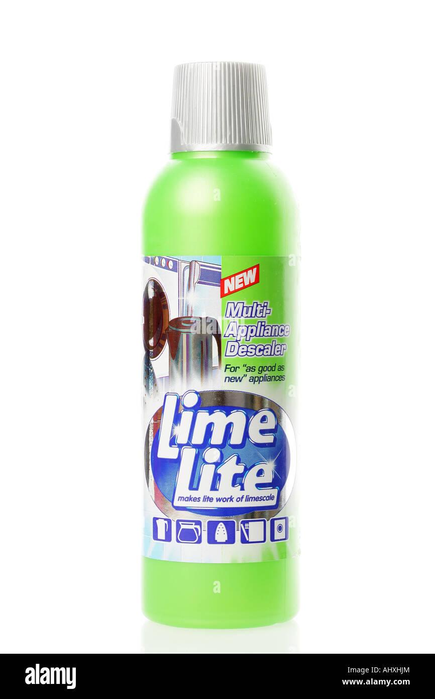 Limescale Remover Stock Photo