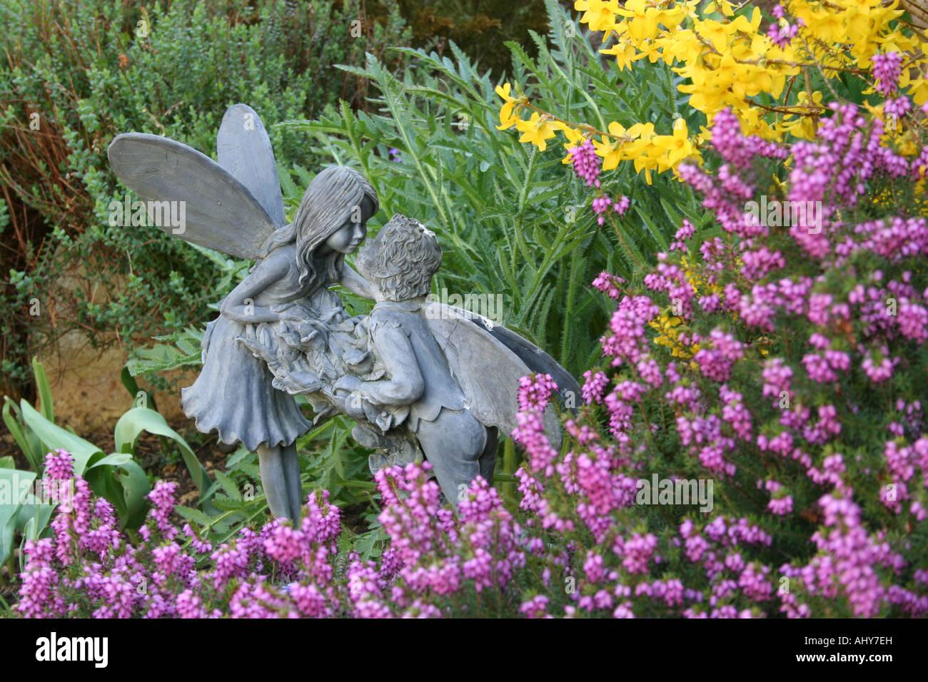 Fairy Kiss - Stock Image