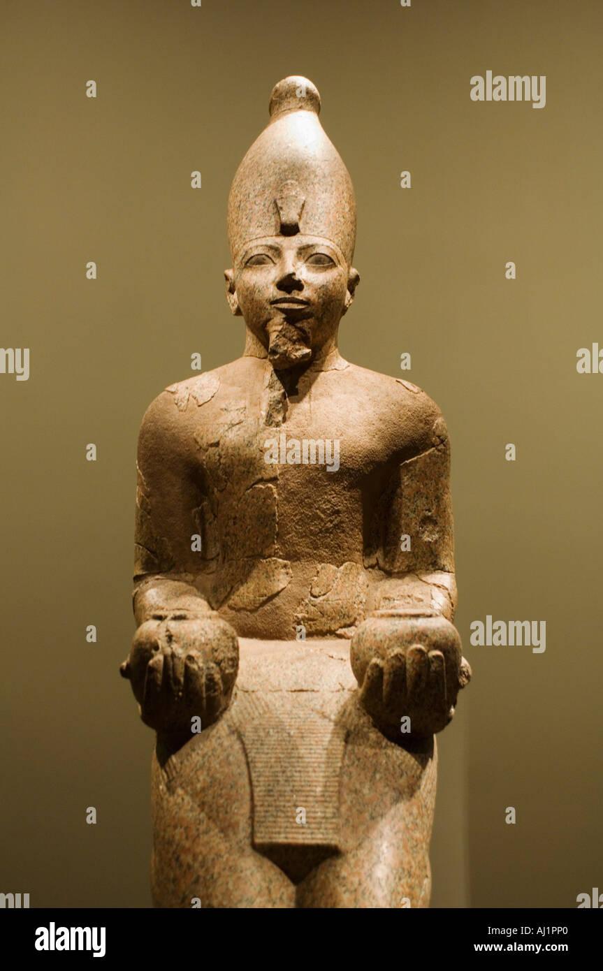 Asian Art, Asian Art Museum, Hatshepsut exhibit - Stock Image