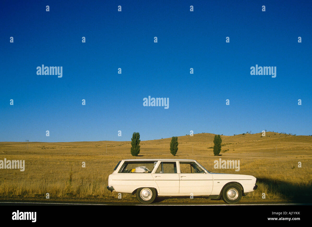 1973 Valiant station wagon Stock Photo: 14594838 - Alamy