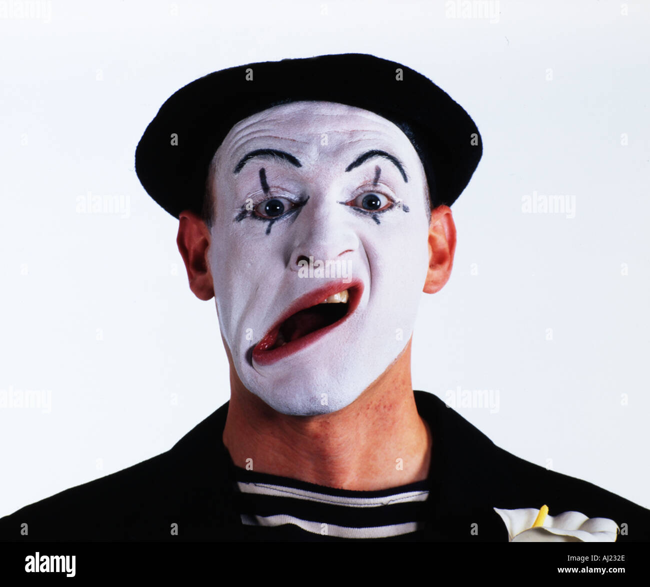 french mime artist stock photos french mime artist stock images