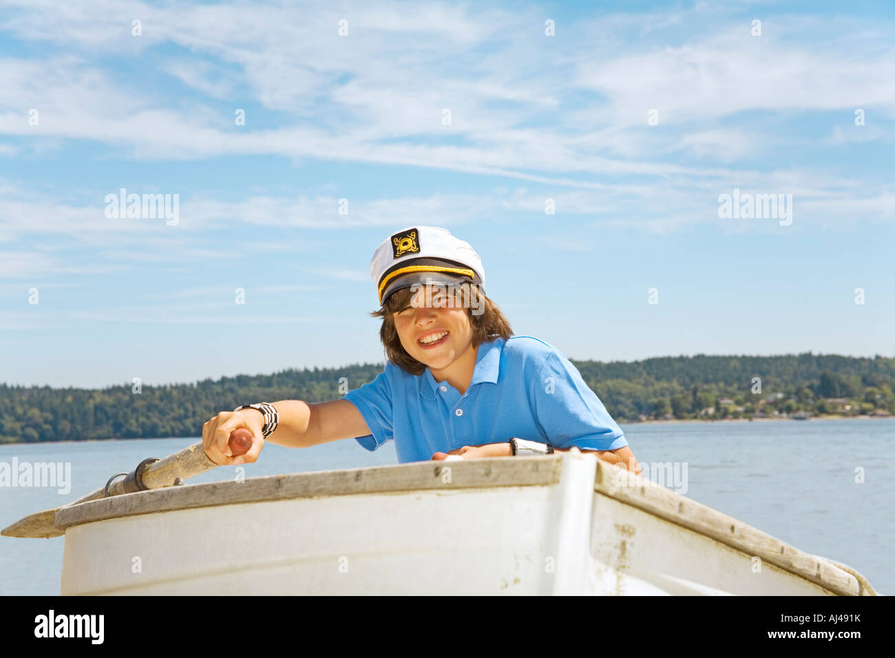 e2f64bad3 Captains Hat Stock Photos & Captains Hat Stock Images - Alamy