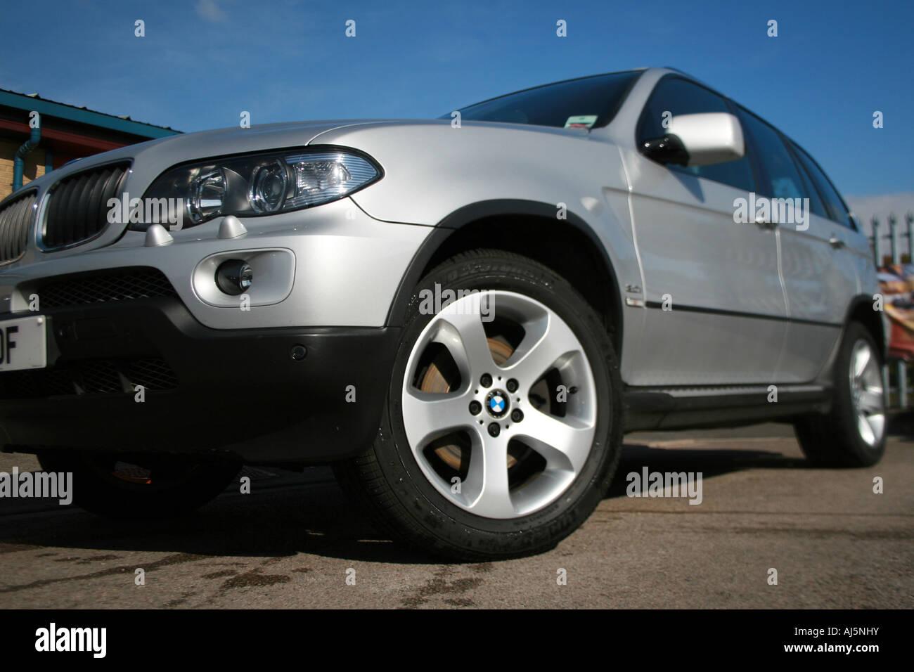 BMW X5 - Stock Image