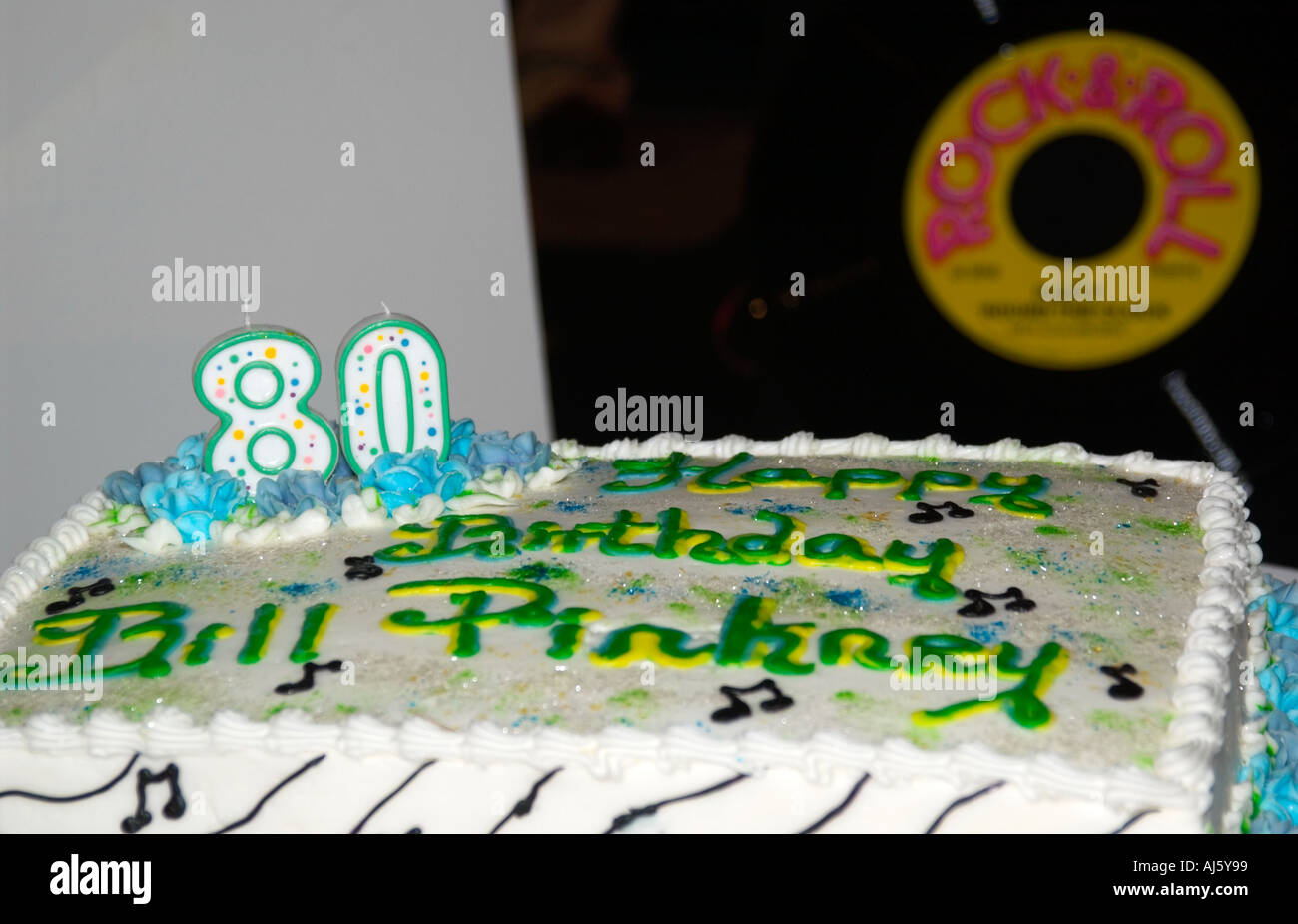 Awe Inspiring 80Th Birthday Cake Stock Photos 80Th Birthday Cake Stock Images Funny Birthday Cards Online Alyptdamsfinfo