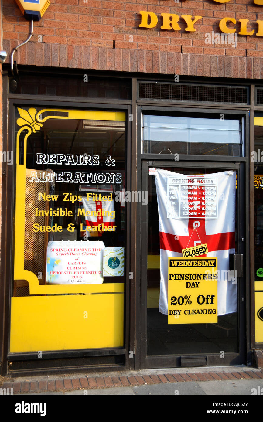 great for shops dry cleaners Flags Banners UK 1 Dry cleaning flags