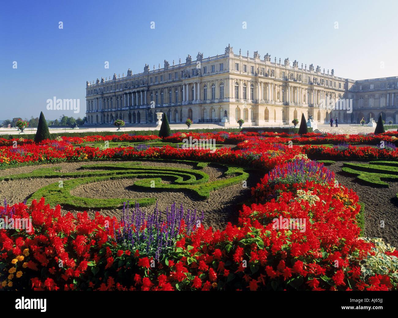Gardens Palace Of Versailles Exterior 8