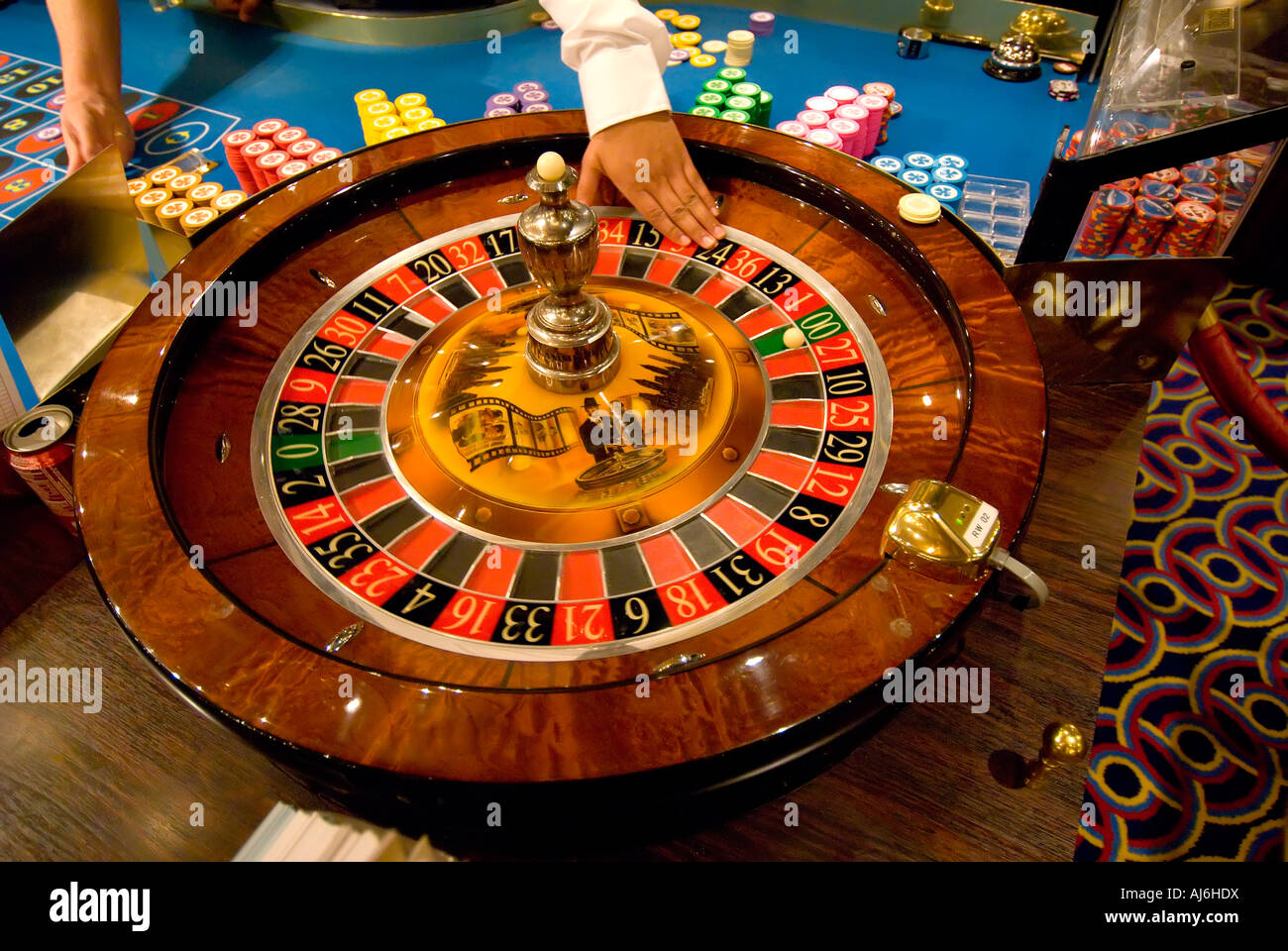The Game Of Roulette