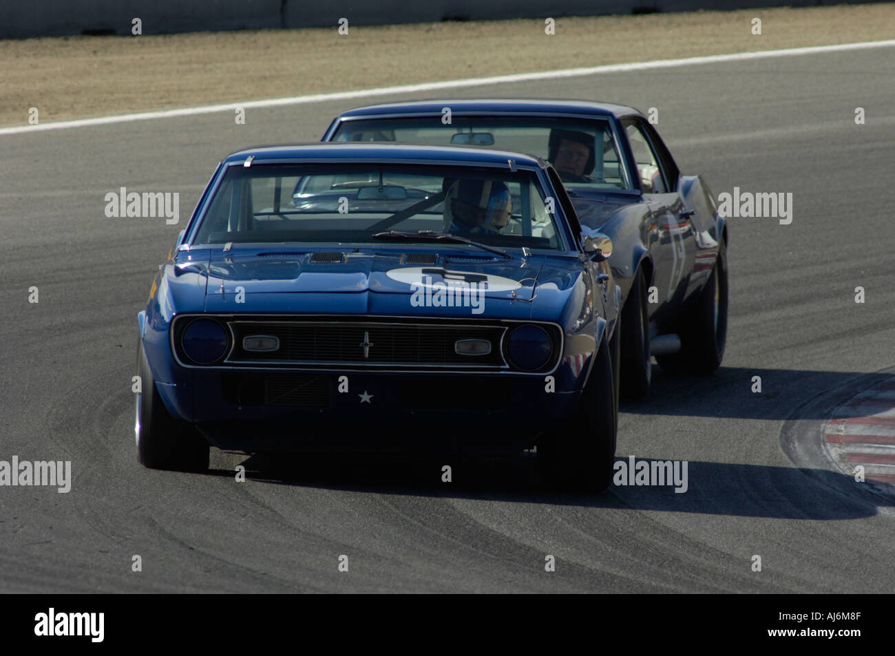 Chevrolet Camaro Z28 Stock Photos 1968 Z 28 Tom Armstrong Races His Chevy At The 32nd Rolex Monterey Historic Automobile
