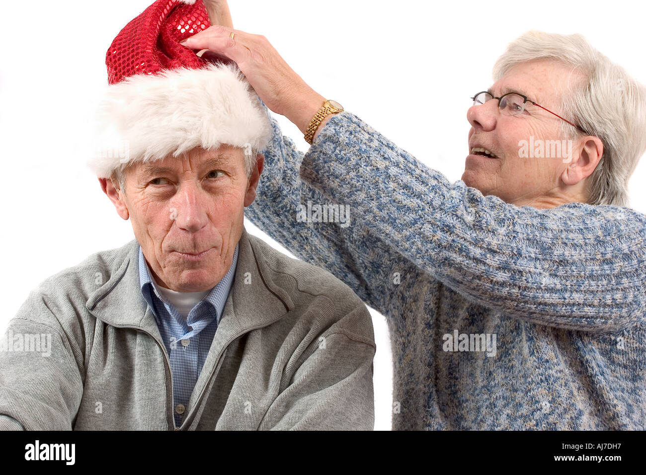 Let me put this straight - Stock Image