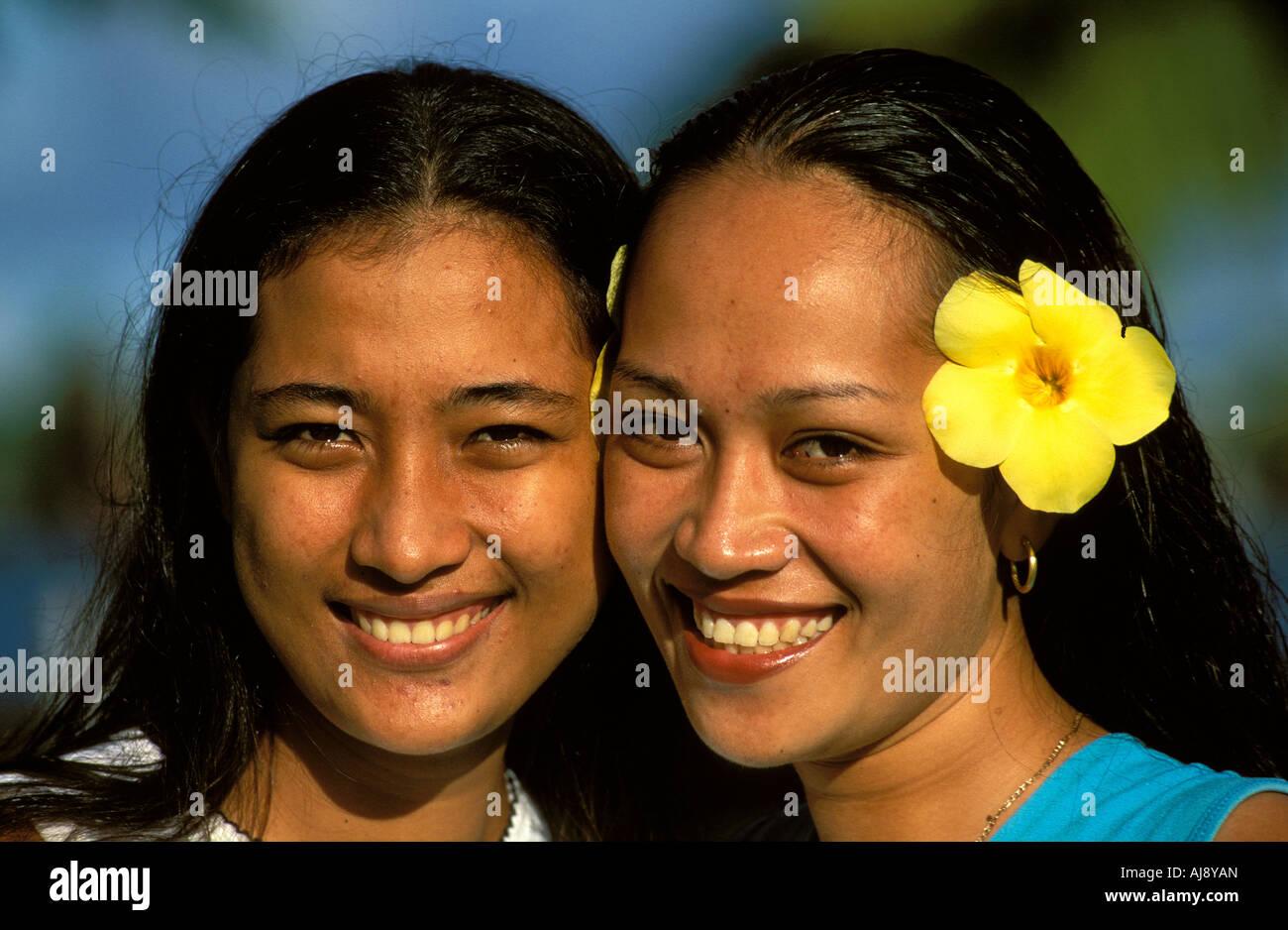 Samoan girls Nude Photos 79