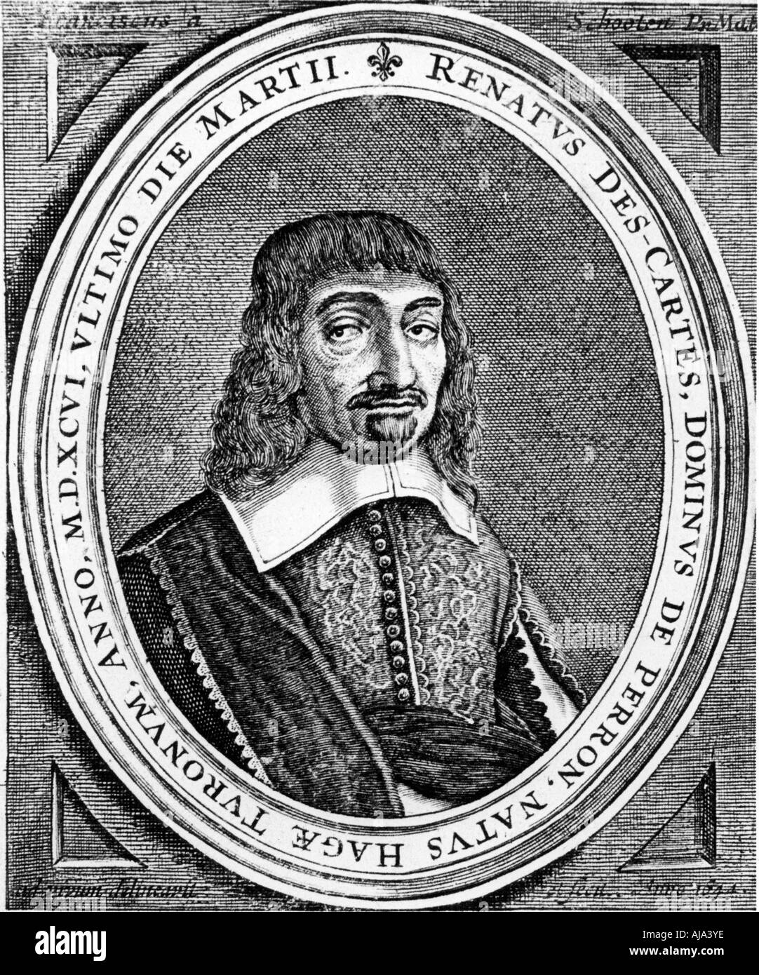 french mathematician rene descartes