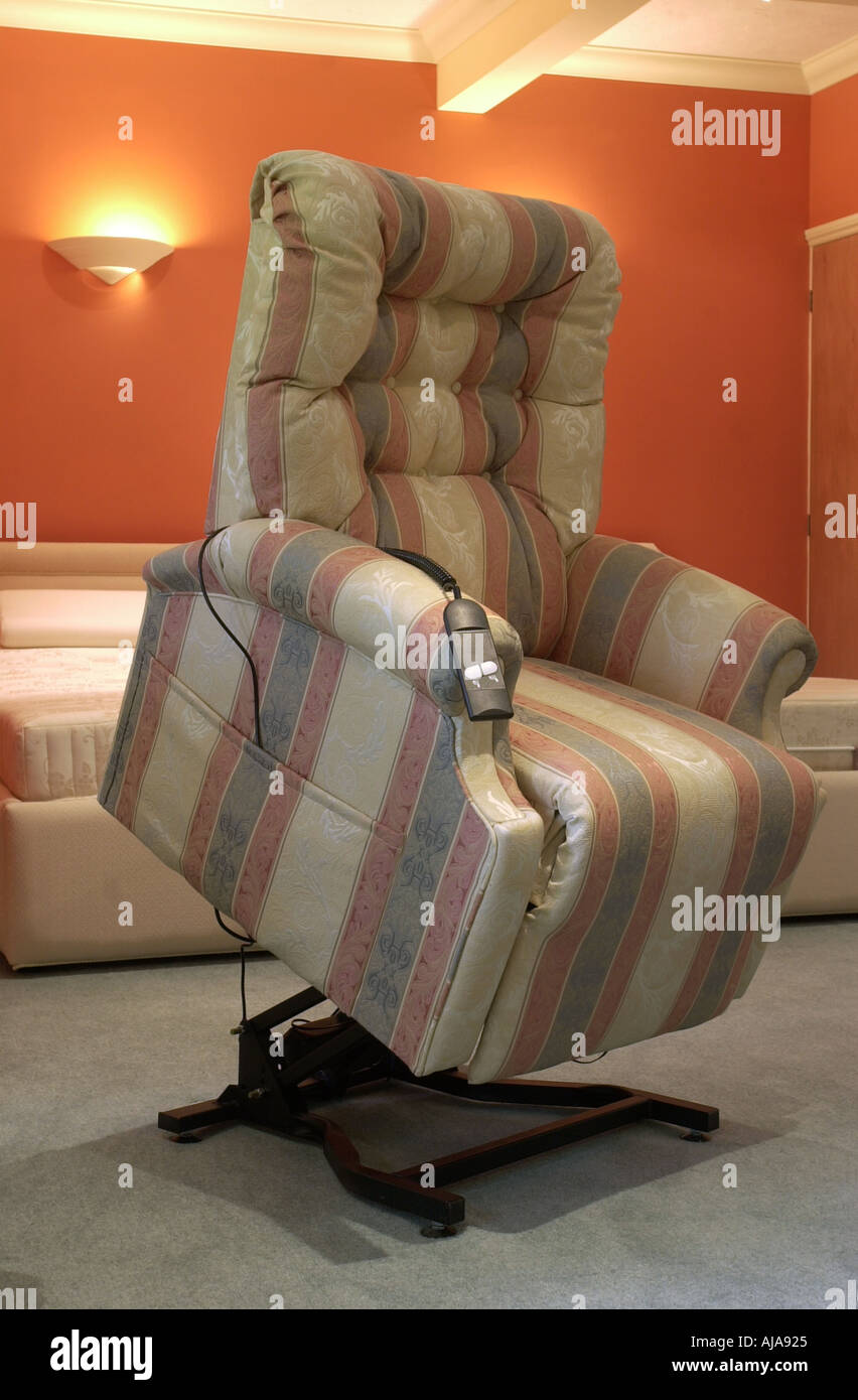 Motorized Chair Stock Photos & Motorized Chair Stock Images - Alamy