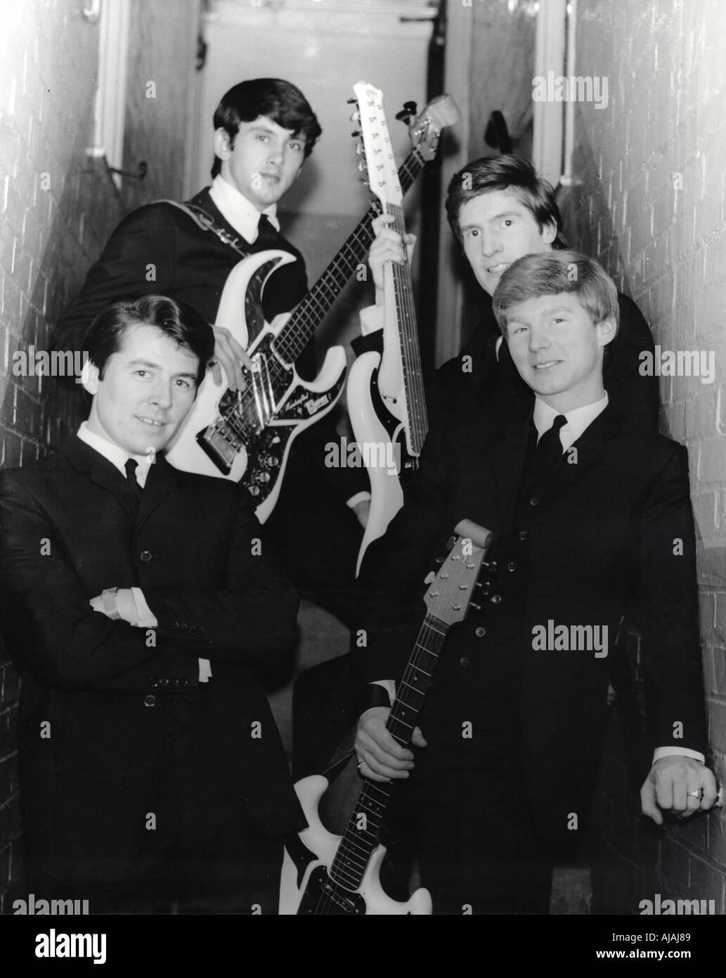 SEARCHERS UK pop group - Stock Image