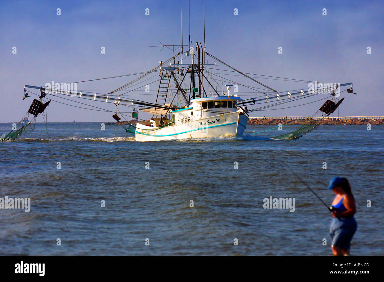 Shrimp Drag Net Stock Photos & Shrimp Drag Net Stock Images - Alamy