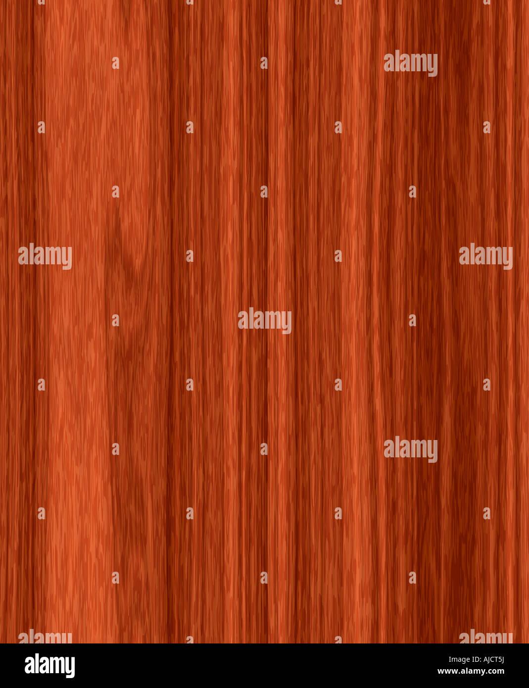 nice large image of polished wood texture - Stock Image