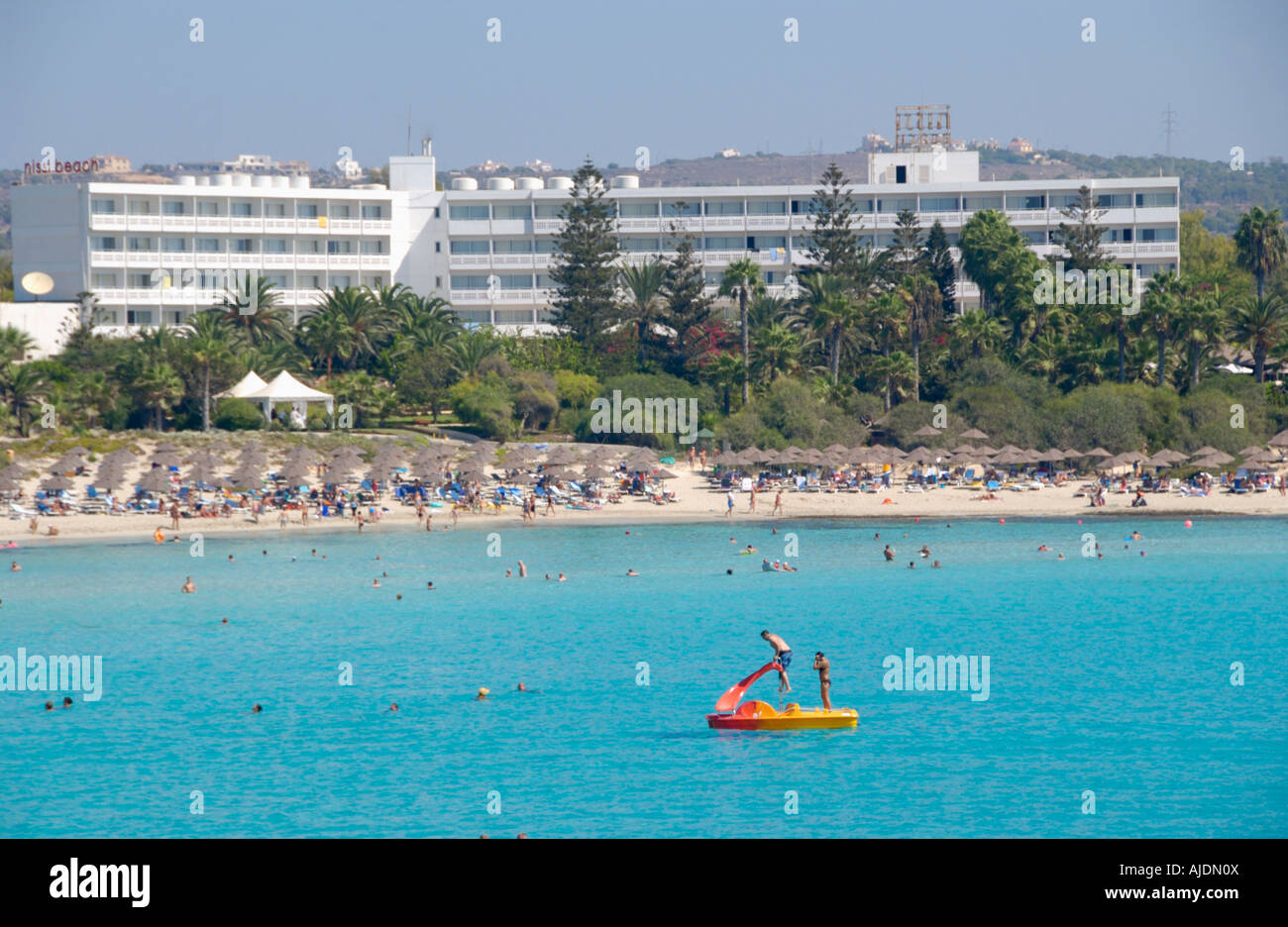 Ayia Napa - resort in Cyprus. Attractions, hotels 82