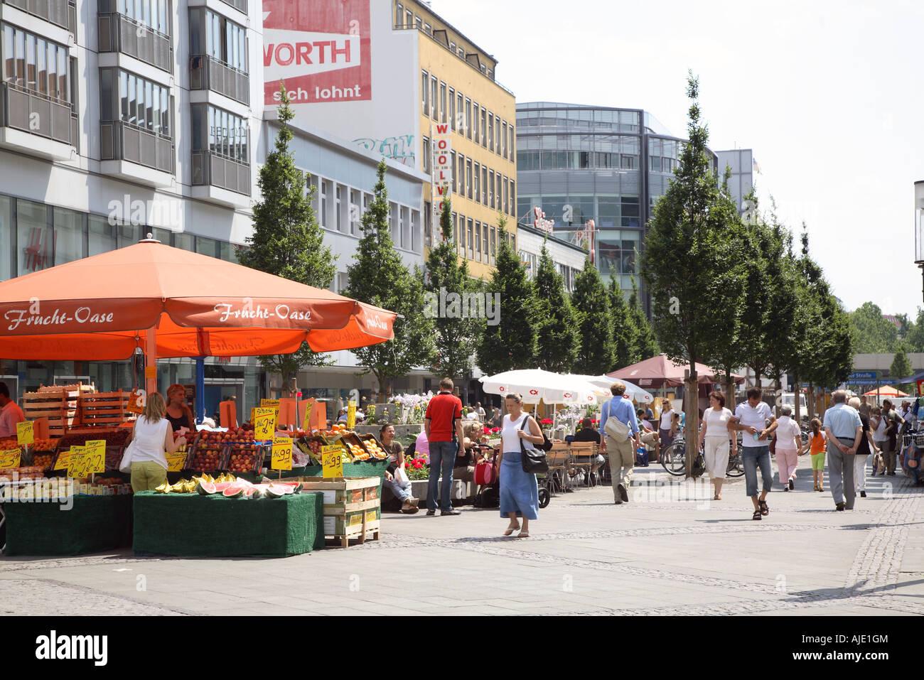 Berlin Charlottenburg Wilmersdorf Wilmersdorfer Strasse ...