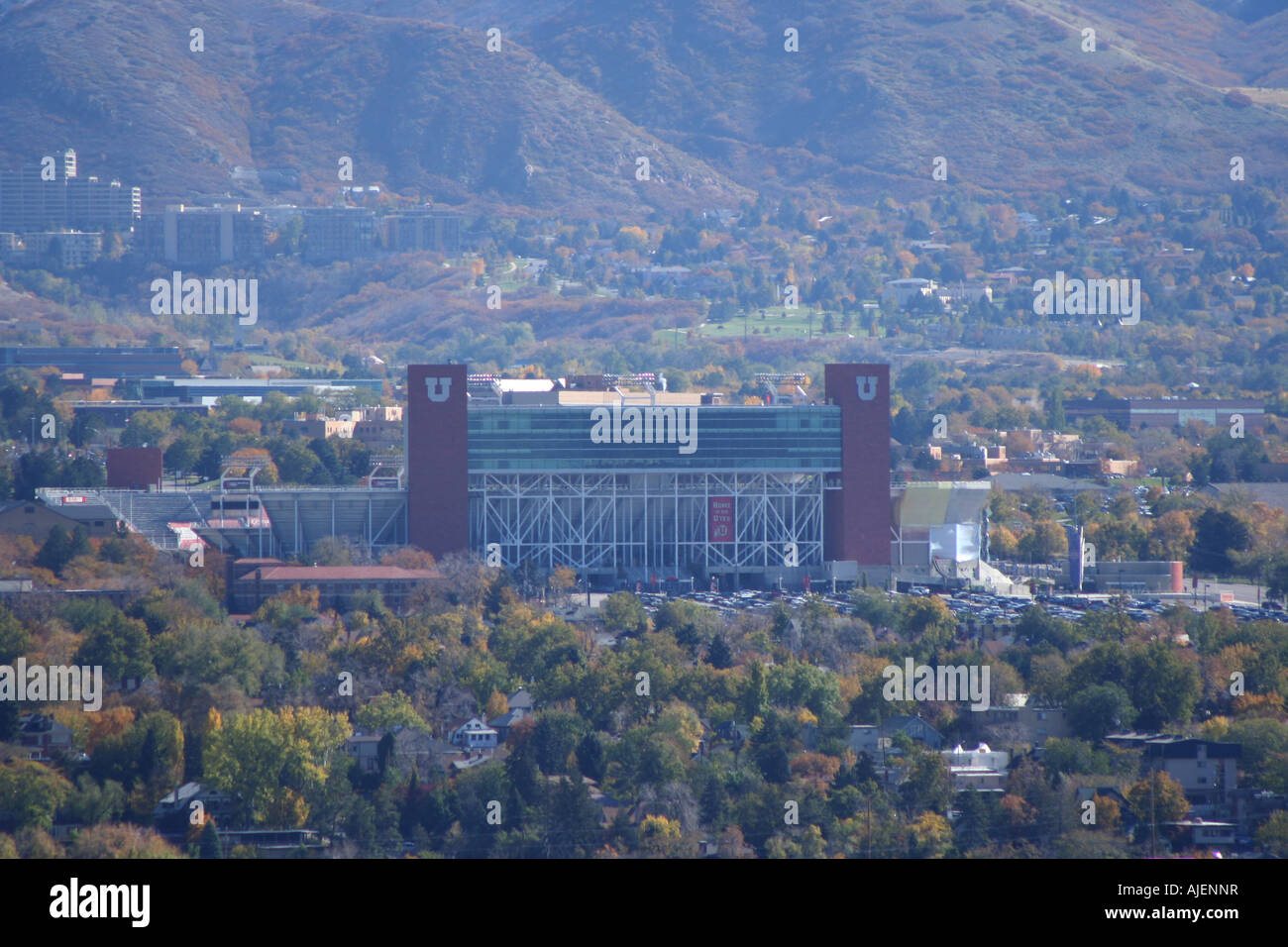 Salt Lake City Constitution Building