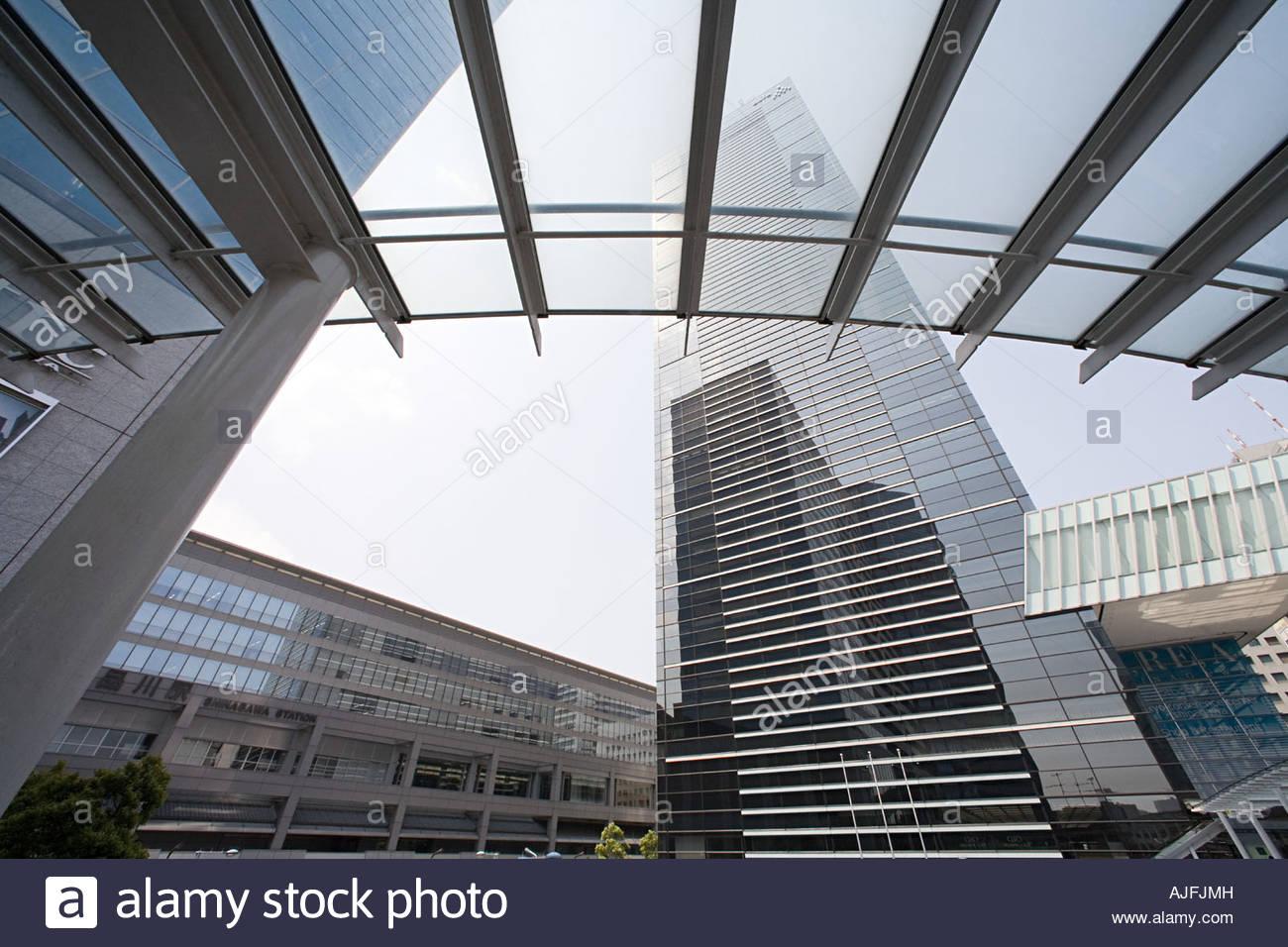 Skyscraper - Stock Image