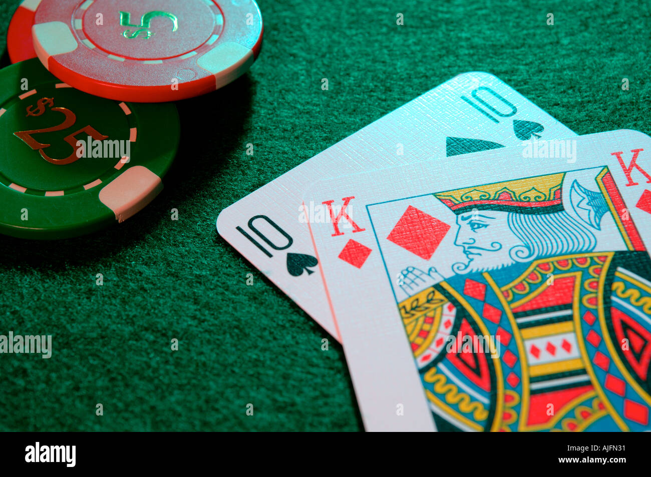 How to play blackjack with cards and chips casino entreprise publique