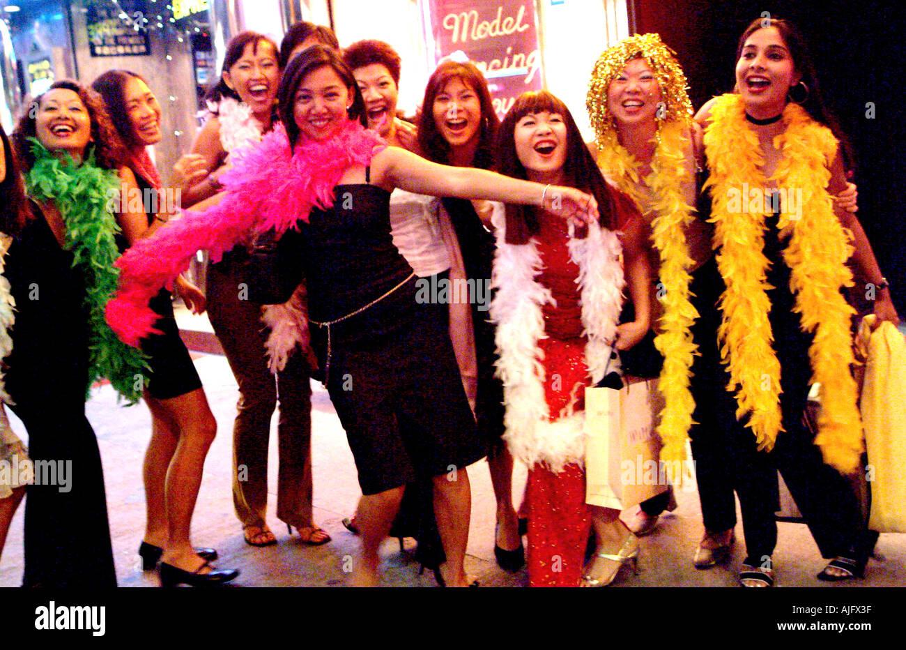wan chai girls