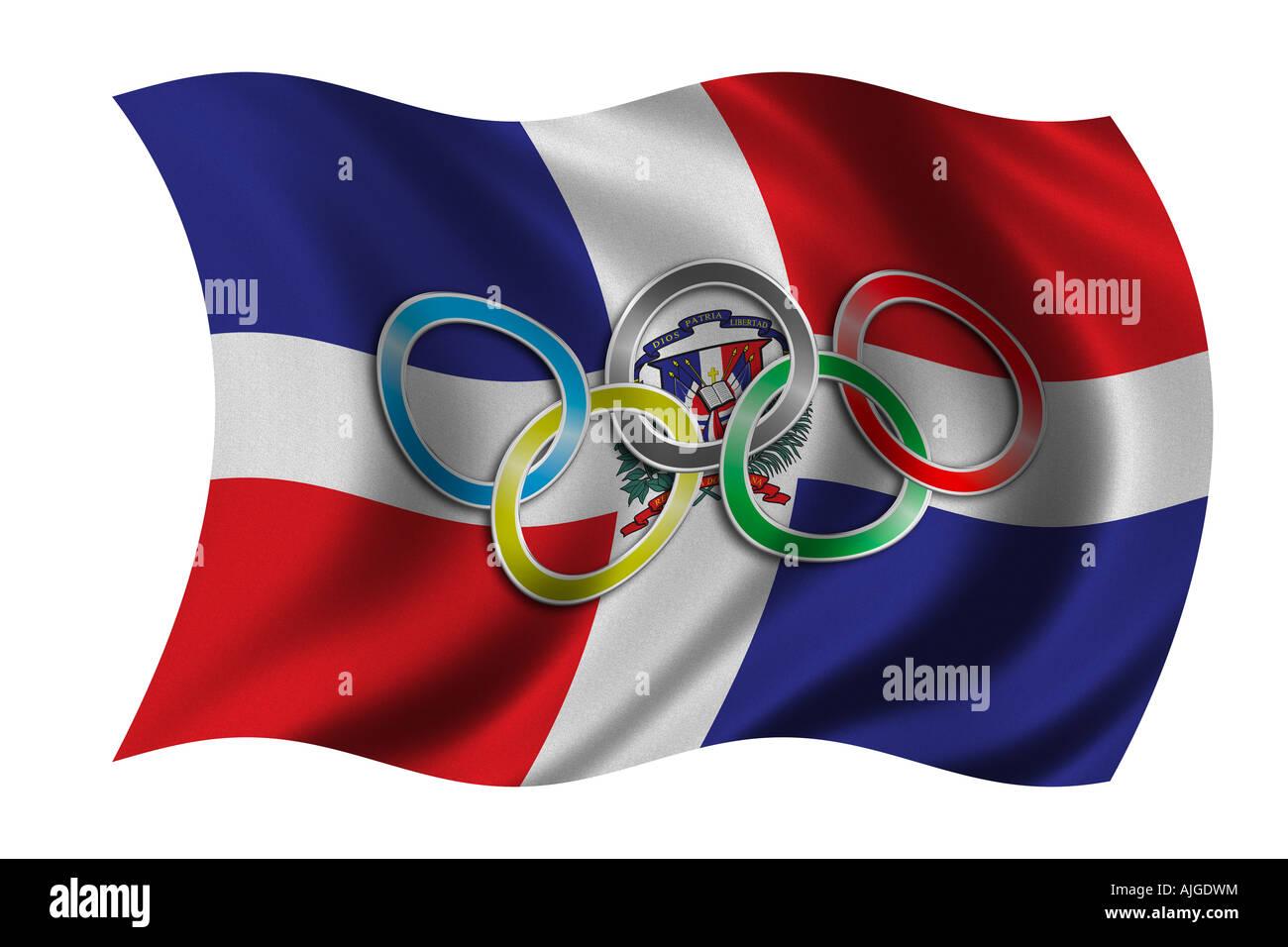 Dominican Republic Flag Stock Photos Dominican Republic Flag Stock