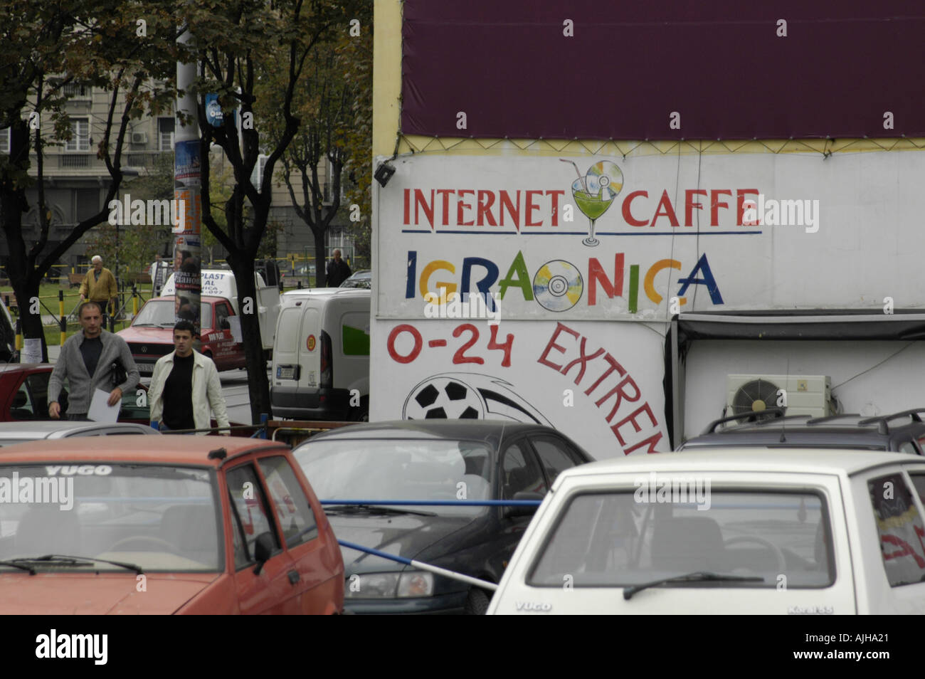 Internet Cafe Novi Beograd