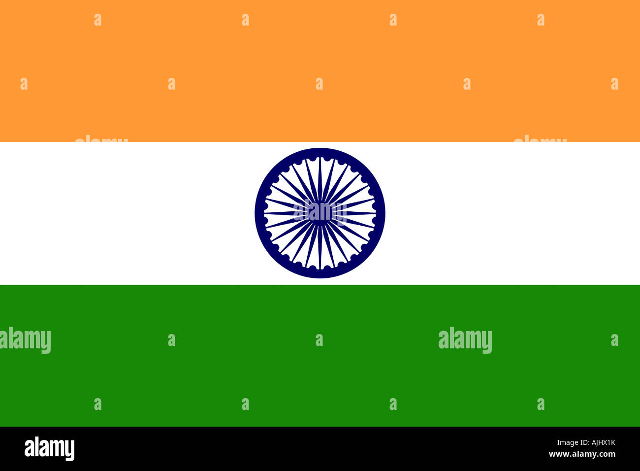 National Flag Of India: Indian Flag Stock Photos & Indian Flag Stock Images