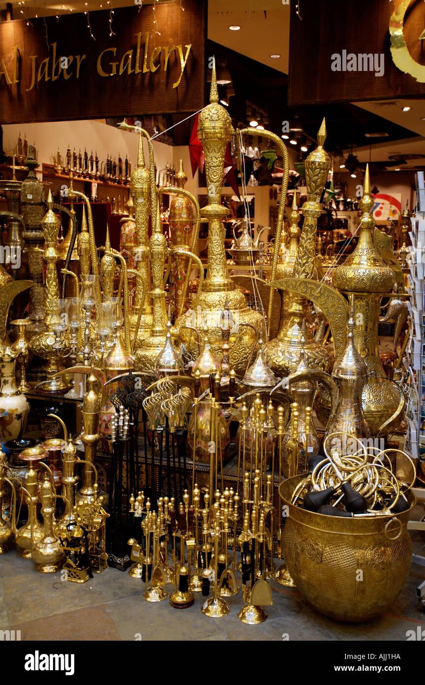 UAE, Dubai, shoping mall - Stock Image
