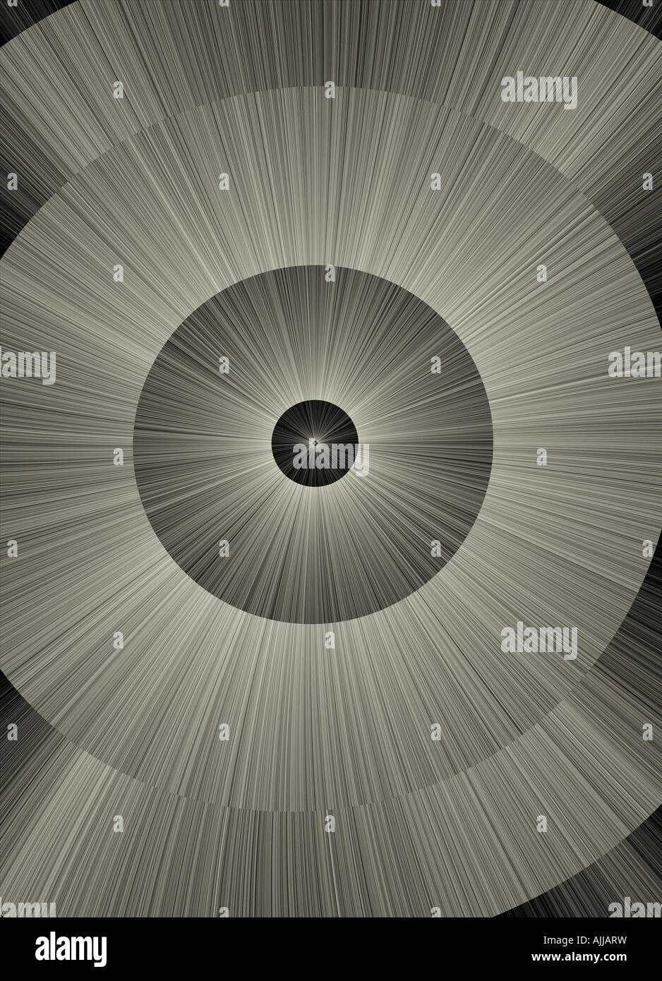 Circular design - Stock Image