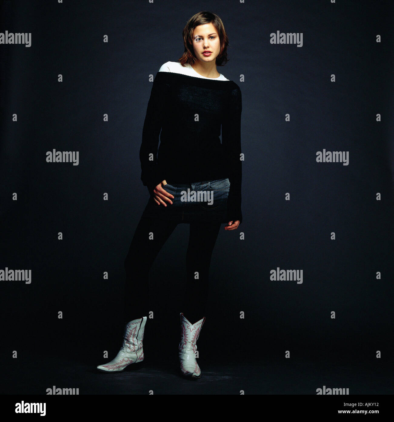 Cowboy Boots Stock Photos & Cowboy Boots Stock Images - Alamy