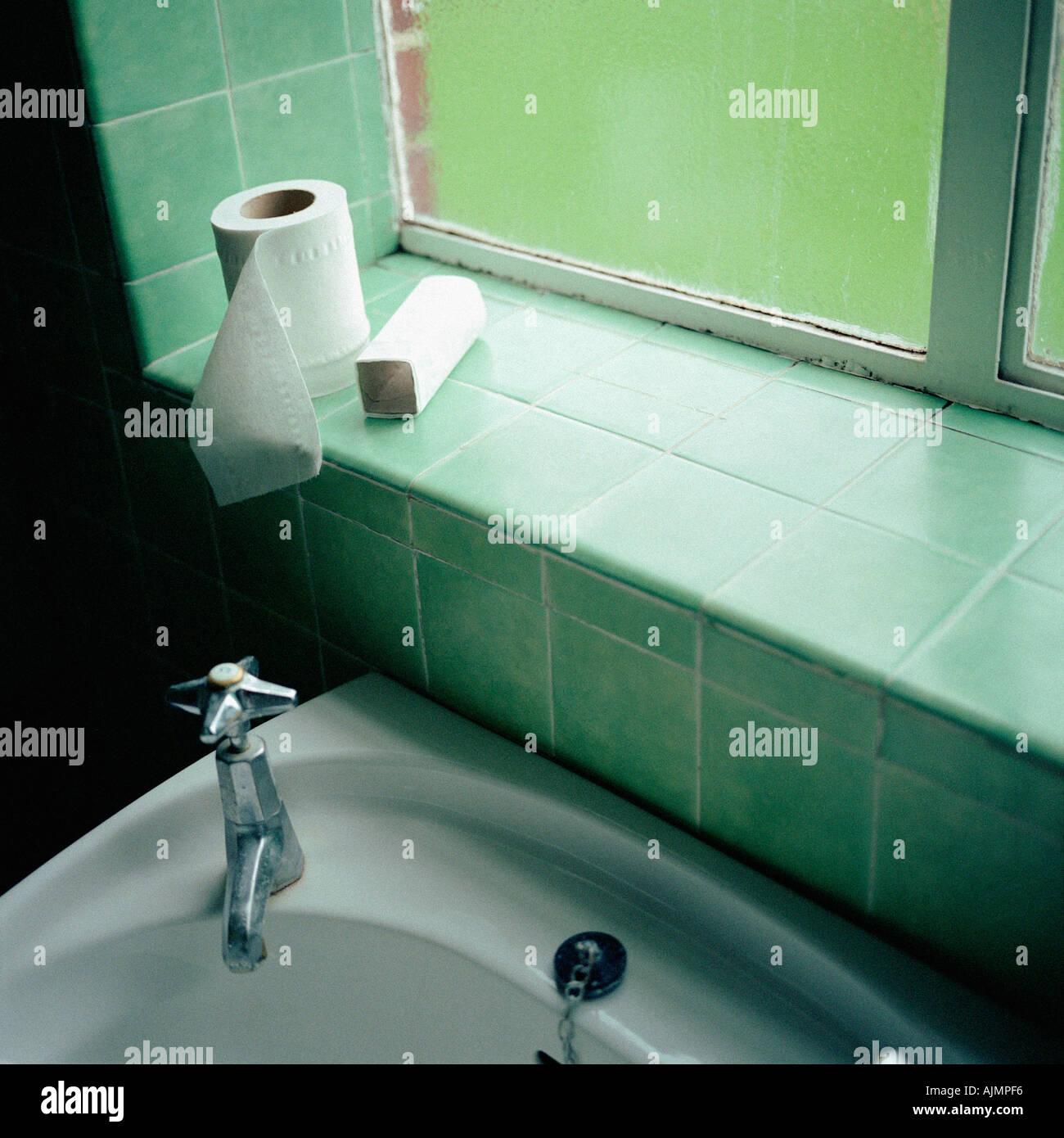 Bathroom Sink And Toilet Stock Photos & Bathroom Sink And Toilet ...