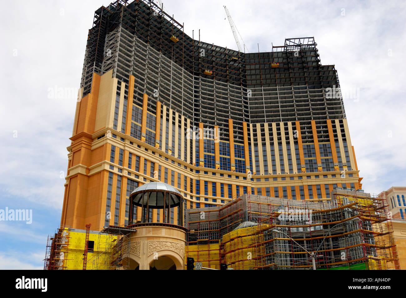 new casino being built in las vegas