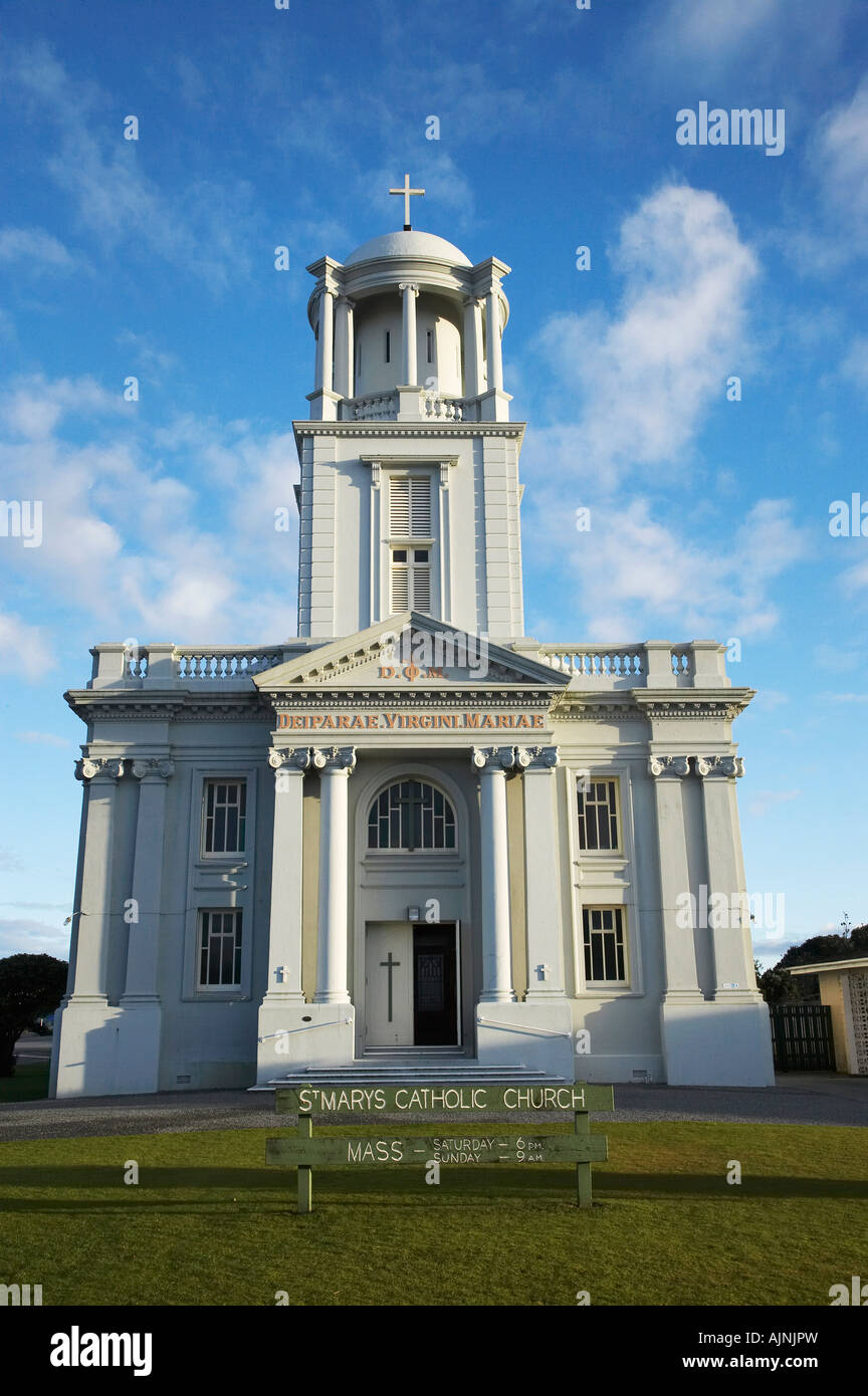 Catholic Churches Nz Stock Photos & Catholic Churches Nz
