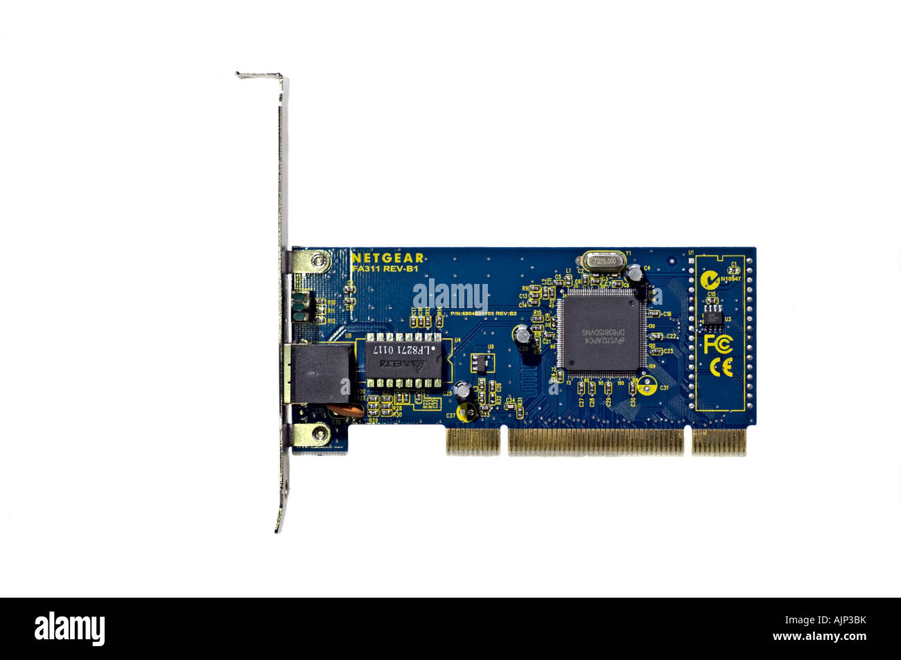 Ethernet Network Interface Card
