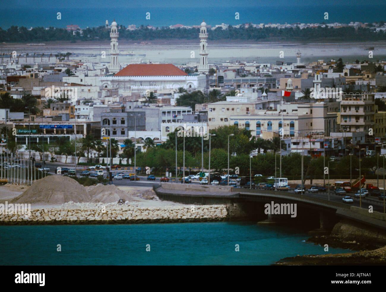 Bahrain Muharraq Island Stock Photo: 4834720 - Alamy