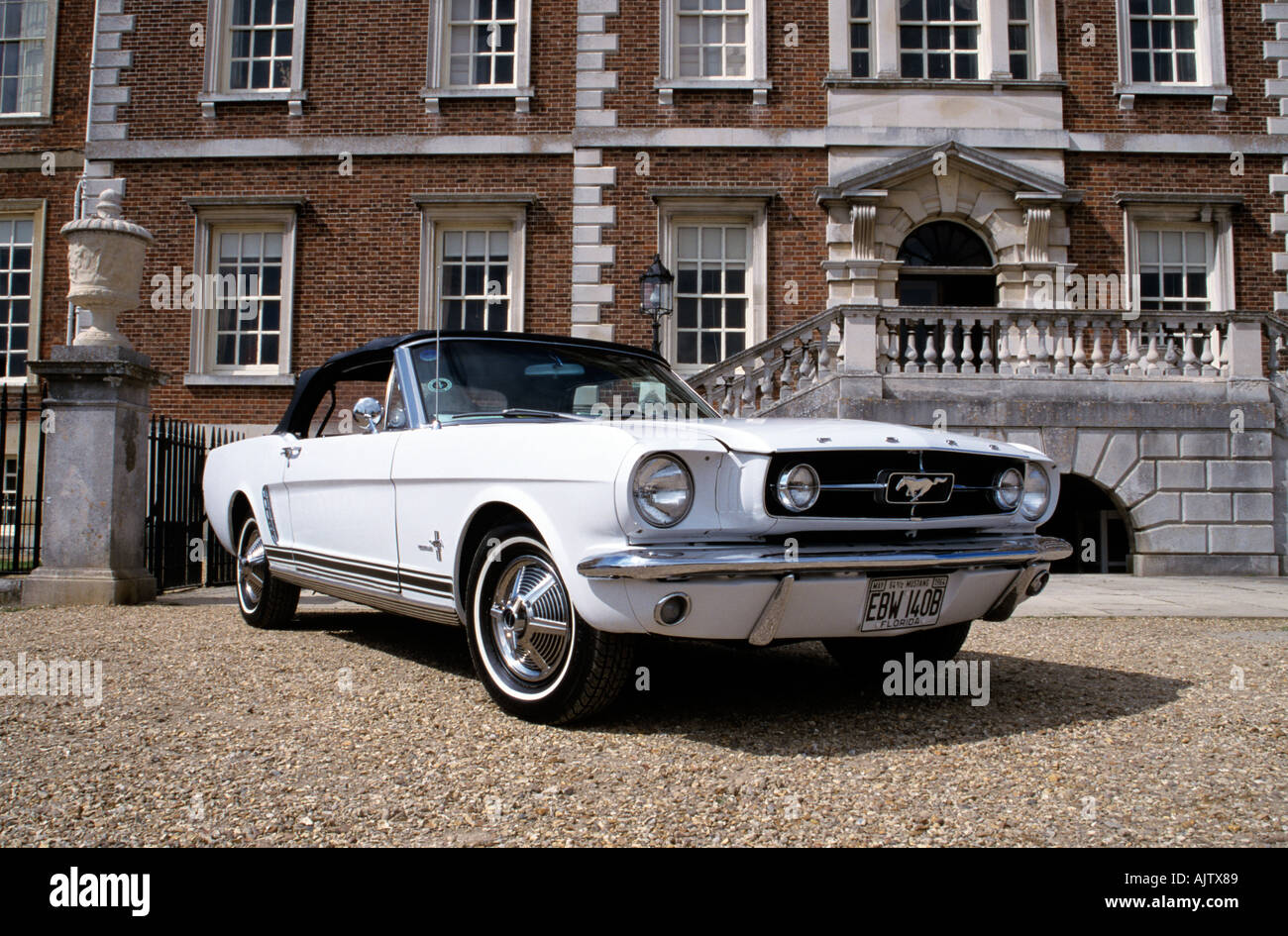 1964 Ford Mustang Stock Photos Images Alamy Convertible Of And A Half Image