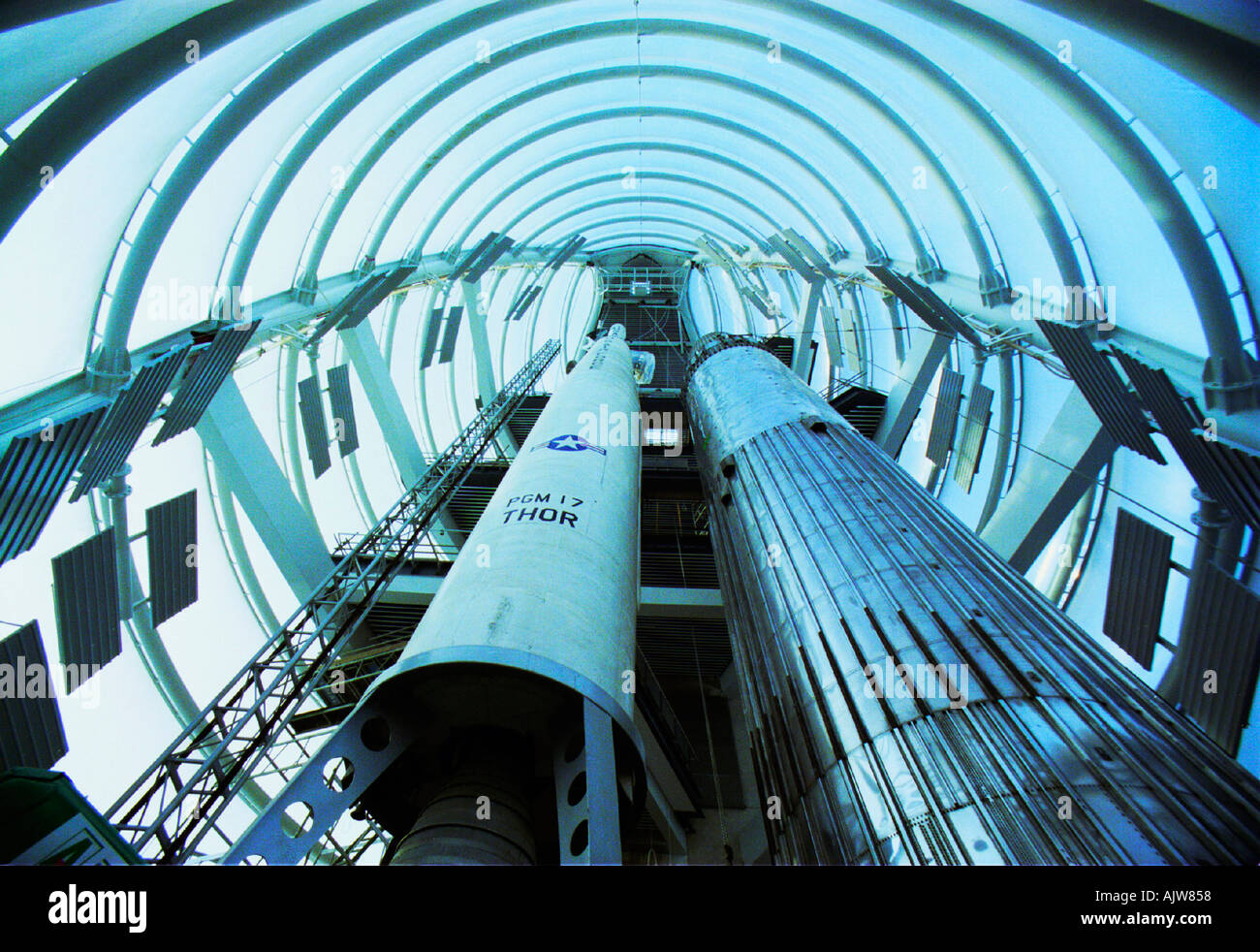 Britain s National Space Science Centre in Leicester - Stock Image