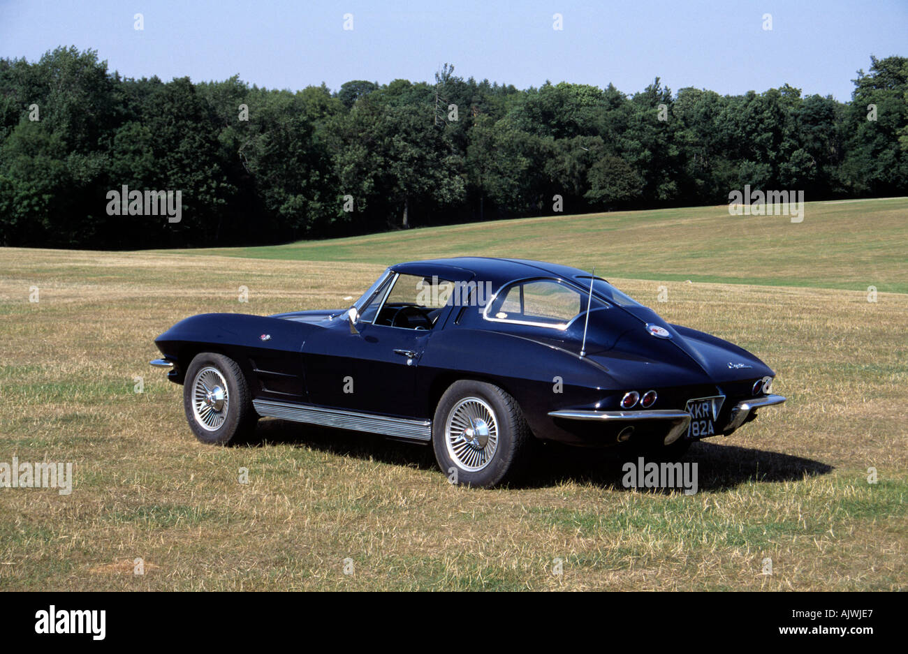 Corvette Stingray 1963 Stock Photos & Corvette Stingray 1963