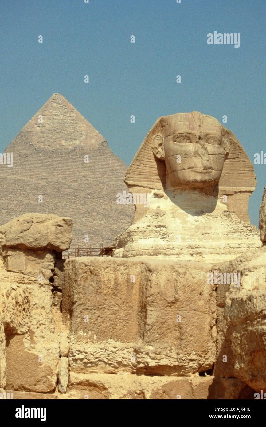 Sphinx - Stock Image