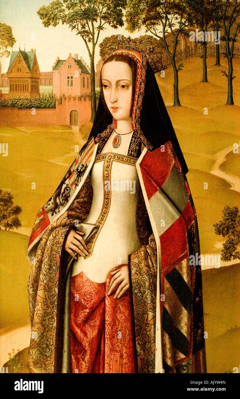 JOANNA the Mad 1479-1555 Queen...