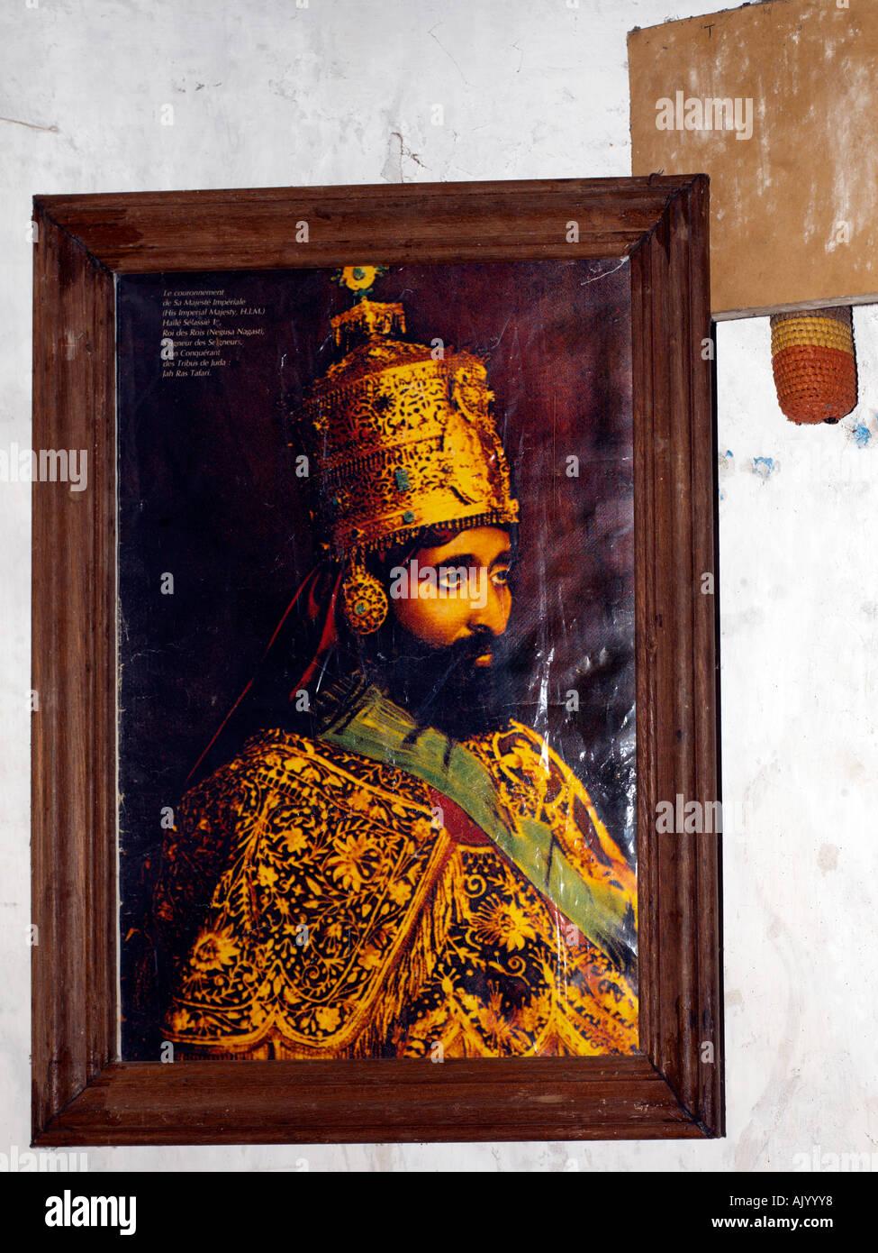 Chinese Rastafarian Emperor Haile S...