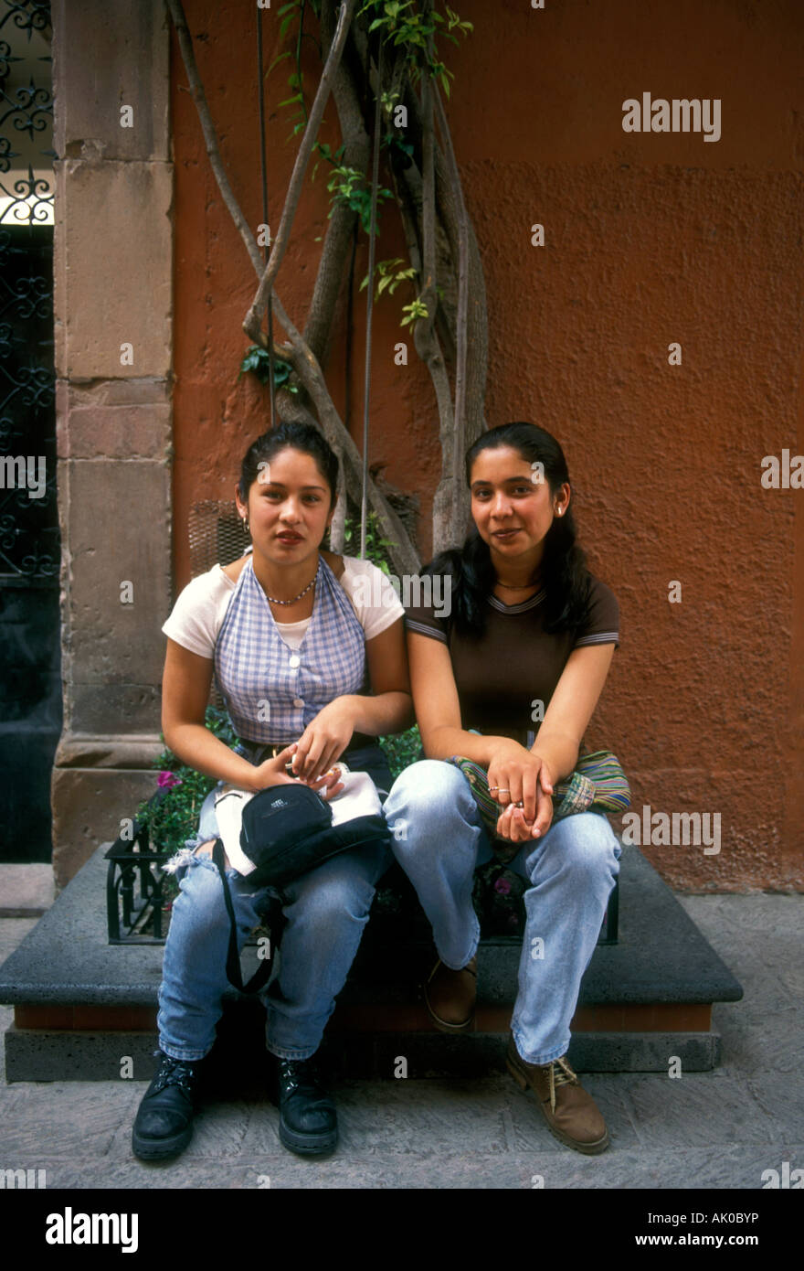 Teen girls mexican KUOW