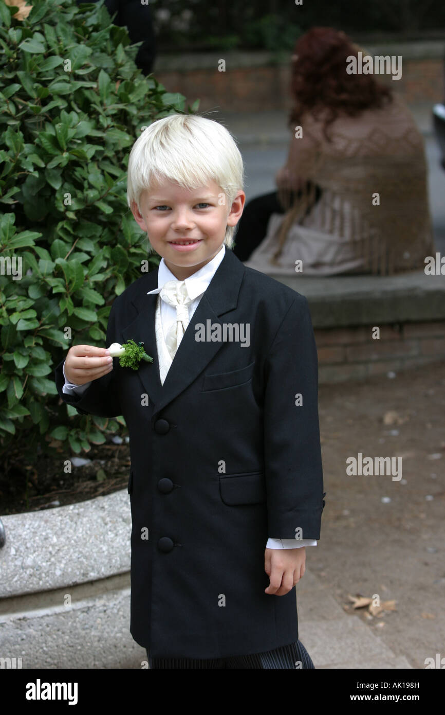 Child portrait - Stock Image