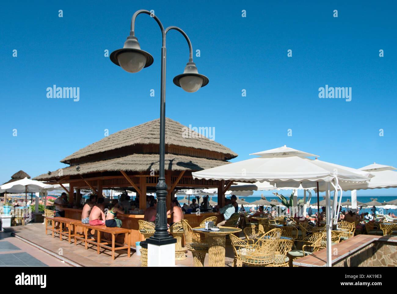 Cafe Costa Del Sol Menu