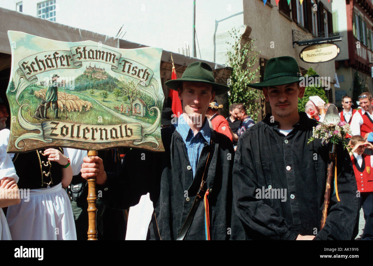 Shepherds / Markgroeningen / Schaefer Stock Photo