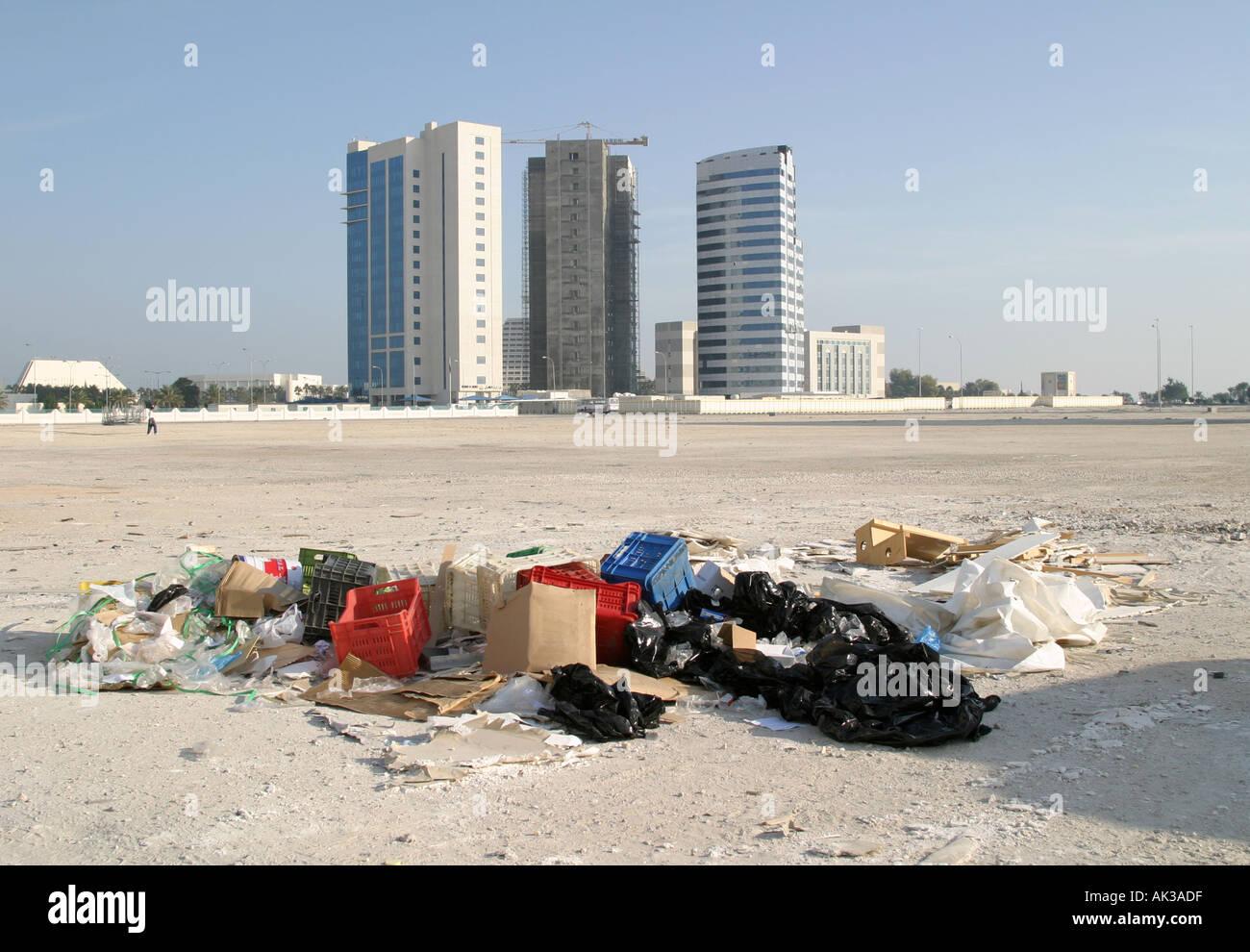 Qatar Doha Administration Arabia Arabian Gulf Arabic Blue